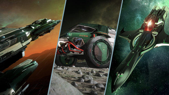 Star Citizen : Jour de la Saint Patrick