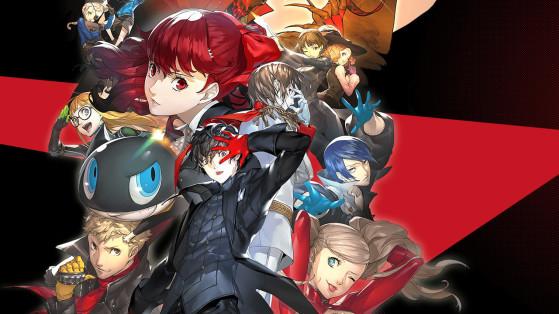 Test Persona 5 Royal sur PS4