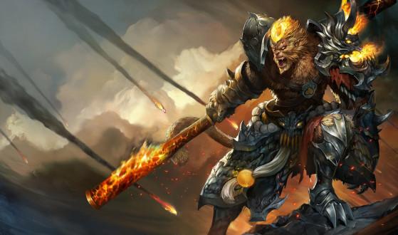 LoL - Patch 10.6 : Un hotfix pour Wukong