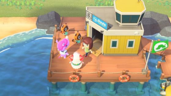 Soluce Animal Crossing New Horizons : début de l'aventure et que faire ?