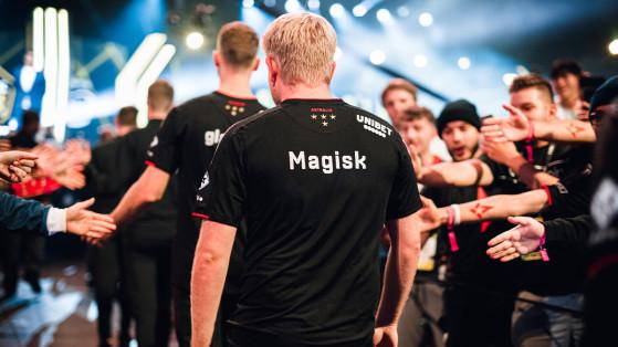 Magisk, le dernier joueur arrivé chez Astralis en 2018 - Counter Strike : Global Offensive