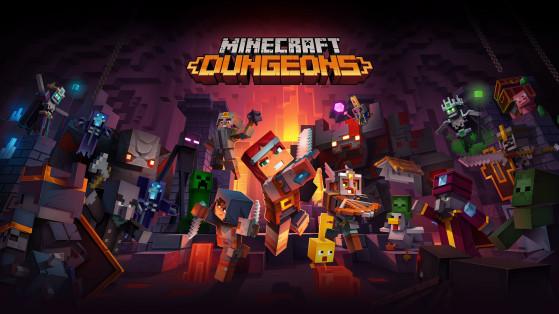 Minecraft Dungeons : on connaît enfin la date de sortie et le prix du petit frère de Minecraft
