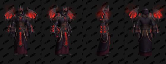 Tissu - World of Warcraft