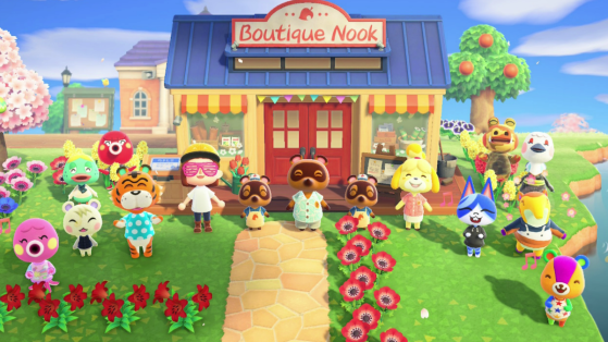 Animal Crossing New Horizons : comment améliorer la boutique Nook