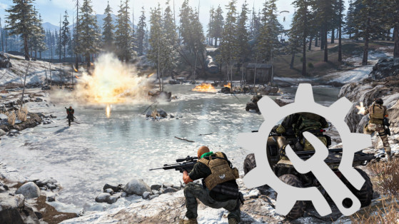 Call of Duty Warzone : les configurations minimales, recommandées, optimales et 4k sur PC