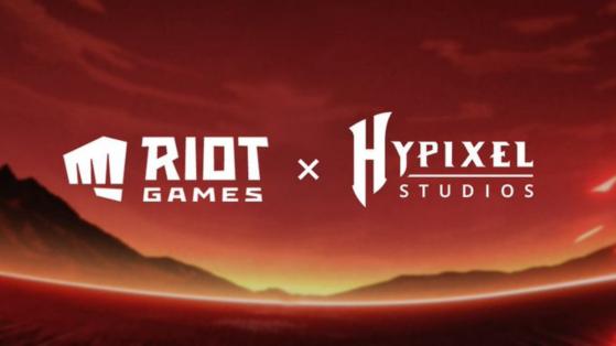 Riot Games rachète Hypixel Studio à l'origine d'Hytale