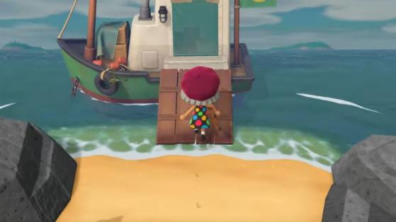 Animal Crossing New Horizons : mise à jour 1.2.0, patch note complet en français