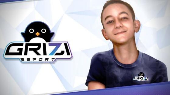 Fortnite : Laizen signe chez Grizi Esport