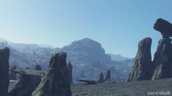 La géologie de Pyro I - Star Citizen