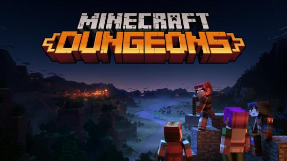 Test Minecraft Dungeons sur PC, Xbox One, PS4 et Nintendo Switch