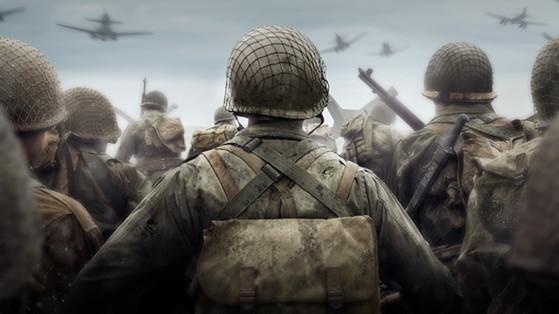 Call of Duty WWII : prochainement gratuit sur le Playstation Plus