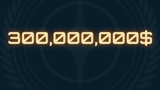 Star Citizen : La barre symbolique des 300 millions de dollars a été franchie