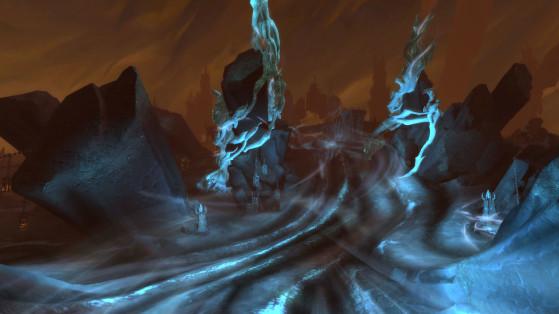 Gorgoa, la rivière des âmes - World of Warcraft