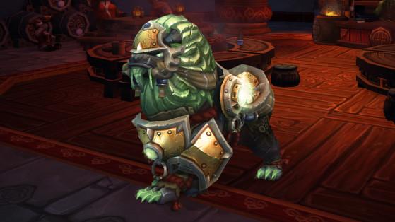 Le Quilen impérial, monture de l'édition Collector de Mists of Pandaria - World of Warcraft