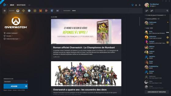 Blizzard : une grosse mise à jour du client Battle.net arrive avec de nouvelles fonctionnalités