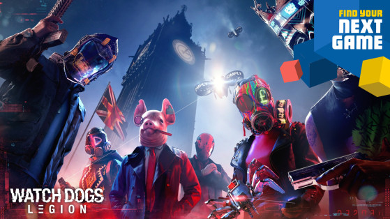 Preview Watch Dogs Legion, aperçu : PC, PS4, PS5, Xbox One, Xbox Series X, Stadia