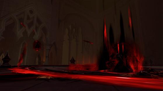 WoW Shadowlands Raid : Château Nathria
