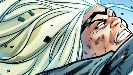 Fortnite saison 4 : teaser BD pages 5 et 6, amnésie de Thor