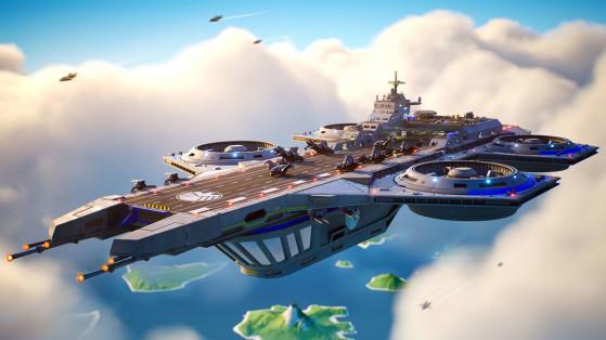 Fortnite : saison 4 chapitre 2, les nouvelles zones