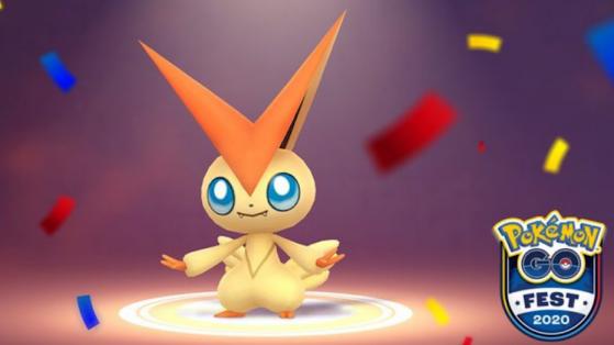 Pokemon GO : Victini disponible pour tous les joueurs en septembre