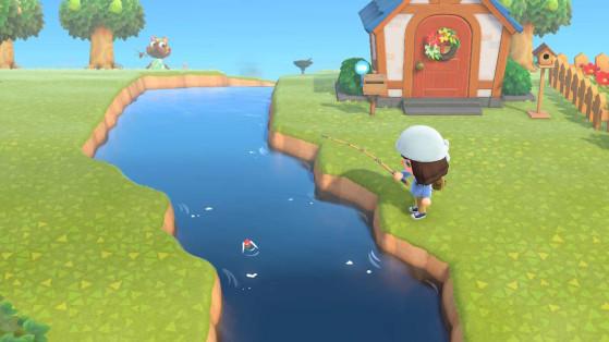 Animal Crossing New Horizons : la liste des poissons du mois de septembre hémisphère nord et sud