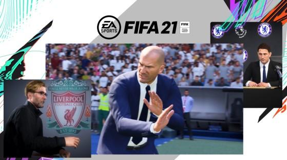 FIFA 21 : Les budgets du mode Carrière