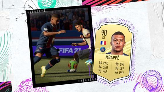 FIFA 21 - Les joueurs 5 étoiles en gestes techniques
