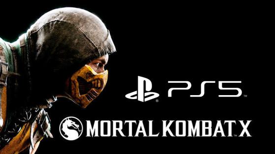 Mortal Kombat X disponible sur PS5 dans la collection Playstation Plus