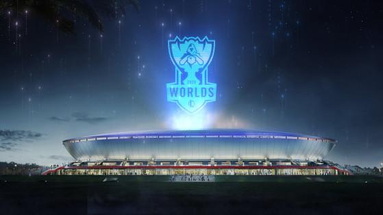 LoL Worlds 2020 : Origines et nationalités des joueurs qualifiés