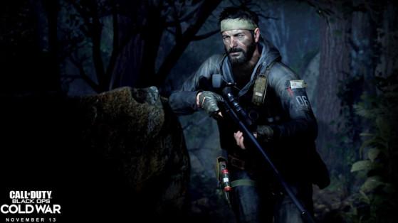 Patch note des armes de la beta de Black Ops Cold War