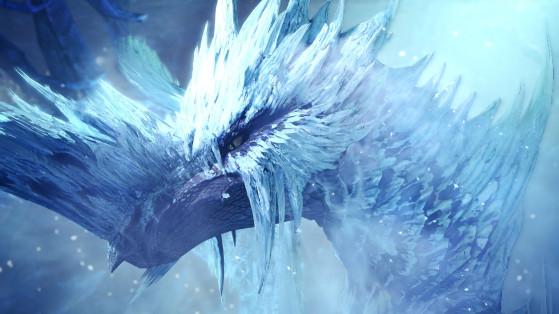 MHW Iceborne : Guide Velkhana alpha suprême, monstre