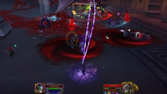 Echolocalisation en image - World of Warcraft