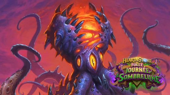 Hearthstone : N'Zoth, nouveau skin héros Démoniste