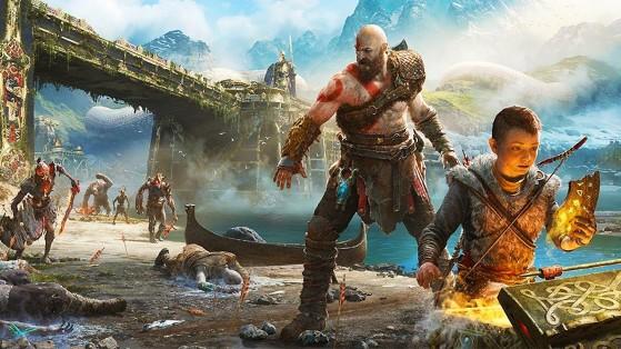 God of War montera jusqu'à 60 images par seconde sur PS5