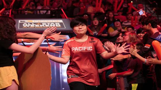Overwatch League : La joueuse pro Geguri quitte les Shanghai Dragons