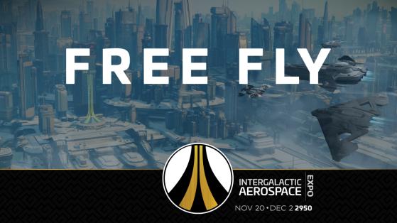 Star Citizen : Accès libre et gratuit pendant l'exposition intergalactique du 20/11 au 02/12