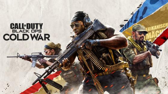 Black Ops Cold War : les meilleures armes en multijoueur