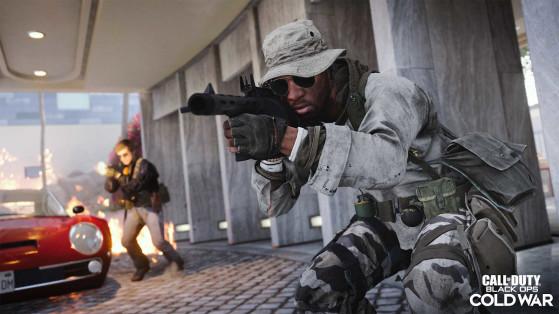 Raven affirme que le DMR sera nerf sur Warzone dans une mise à jour