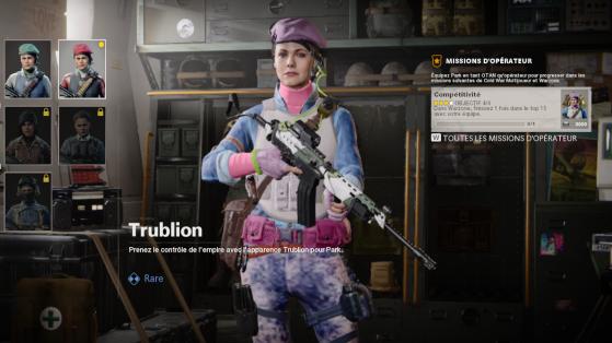 Des défis de Black Ops Cold War obligent les joueurs à jouer à Warzone