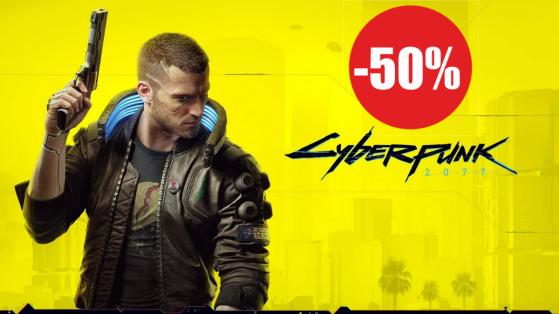 Cyberpunk 2077 déjà vendu à moitié prix chez certains revendeurs