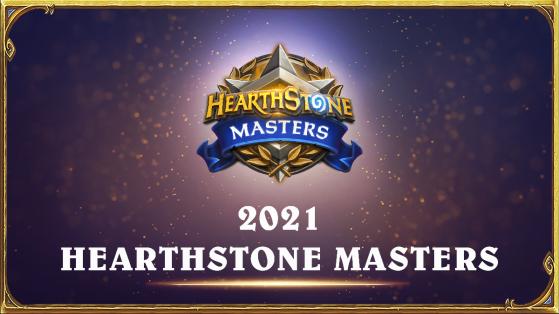 Hearthstone : Modification du système des Masters Tour 2021