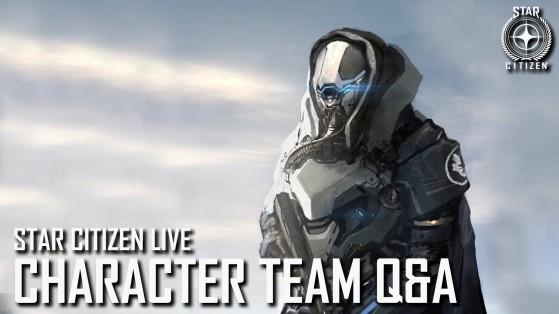 Star Citizen Live: Q&A avec l'équipe en charge des personnages