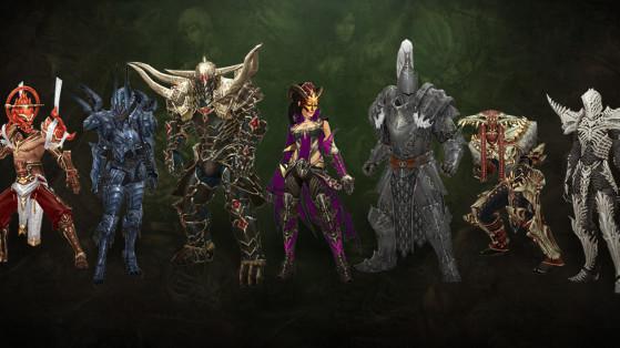 Diablo 3 Patch 2.7.0 : Sets & récompenses de la Saison 23