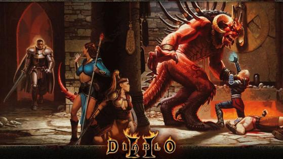 Diablo 2 Resurrected peut importer les sauvegardes du jeu de base
