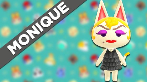 Monique sur Animal Crossing New Horizons : tout savoir sur cet habitant