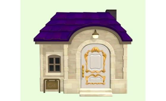 La maison de Monique - Animal Crossing New Horizons