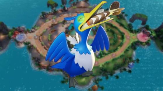 Nigosier (Cramorant) Pokémon Unite : build, attaques, objets et comment le jouer