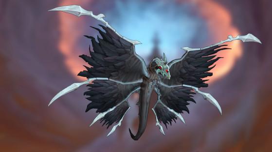 WoW Shadowlands : Vengeance, Monture de Sylvanas, Sanctum de la domination