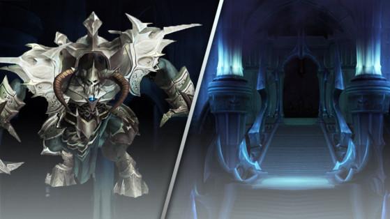 WoW Shadowlands : Le Naphtrémens, Boss Sanctum de la domination