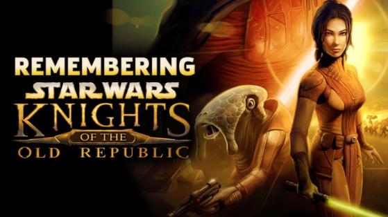 Star Wars Knights of the Old Republic : le remake semble être développé par Aspyr